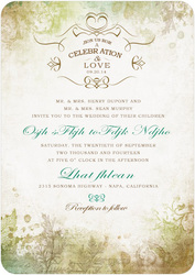 cheap custom wedding invitations and bridal shower invitations online